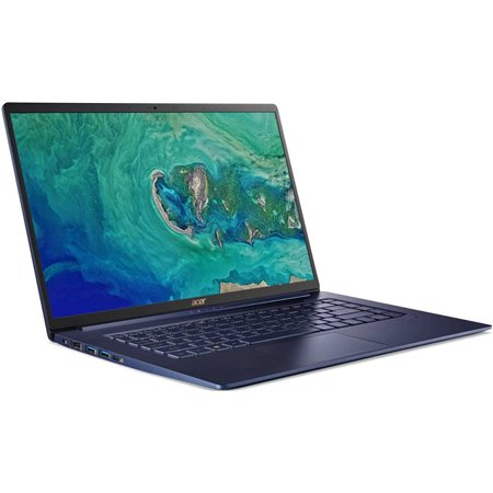 """ACER NTB Swift 5 Pro (SF515-51T-79Q9) - i7-8565U@1.8GHz,15.6"""" FHD IPS in-cell touch,16GB,512SSD,backl,DP,W10P"""