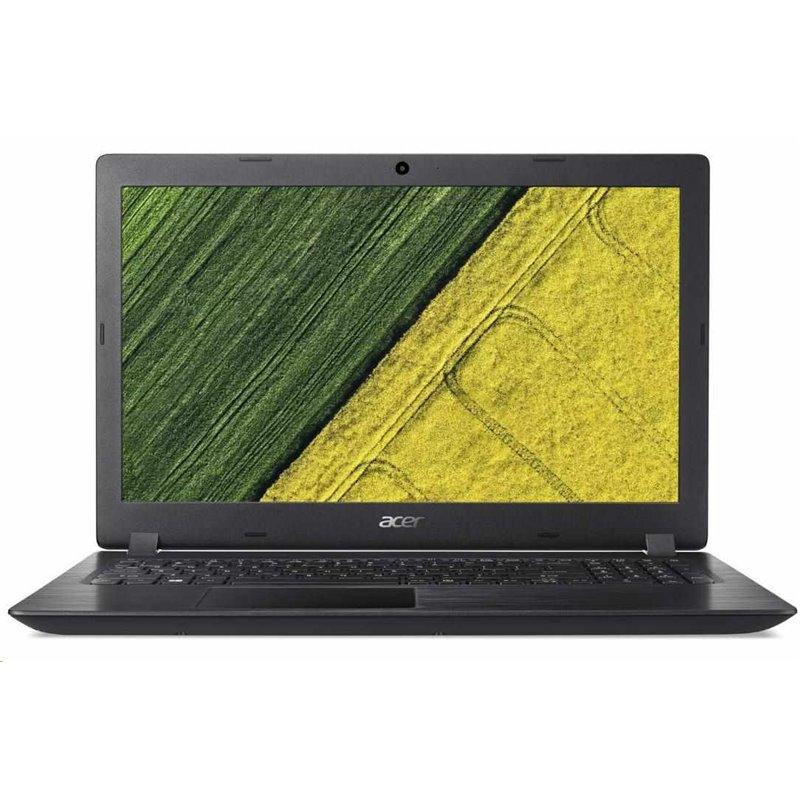 """Bazar - ACER NTB A315-21G-929R - AMD A9-9420,15.6""""FHD LED mat,6GB,128SSD,AMD520 2G,HDMI,USB,Wi-Fi,BT,W10H,černý"""