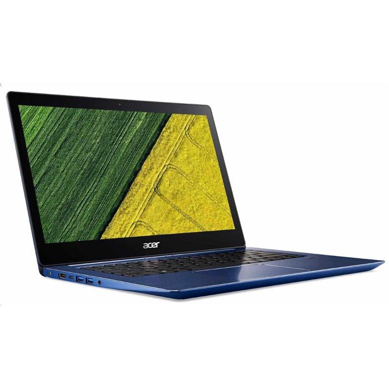 """ACER NTB Swift 3 (SF314-52G-54HC) – i5-8250U,14"""" FHD IPS,8GB,512SSD,čt.pk,no DVD,NVIDIA MX150 2G,HDcam,4čl,W10H,blue"""