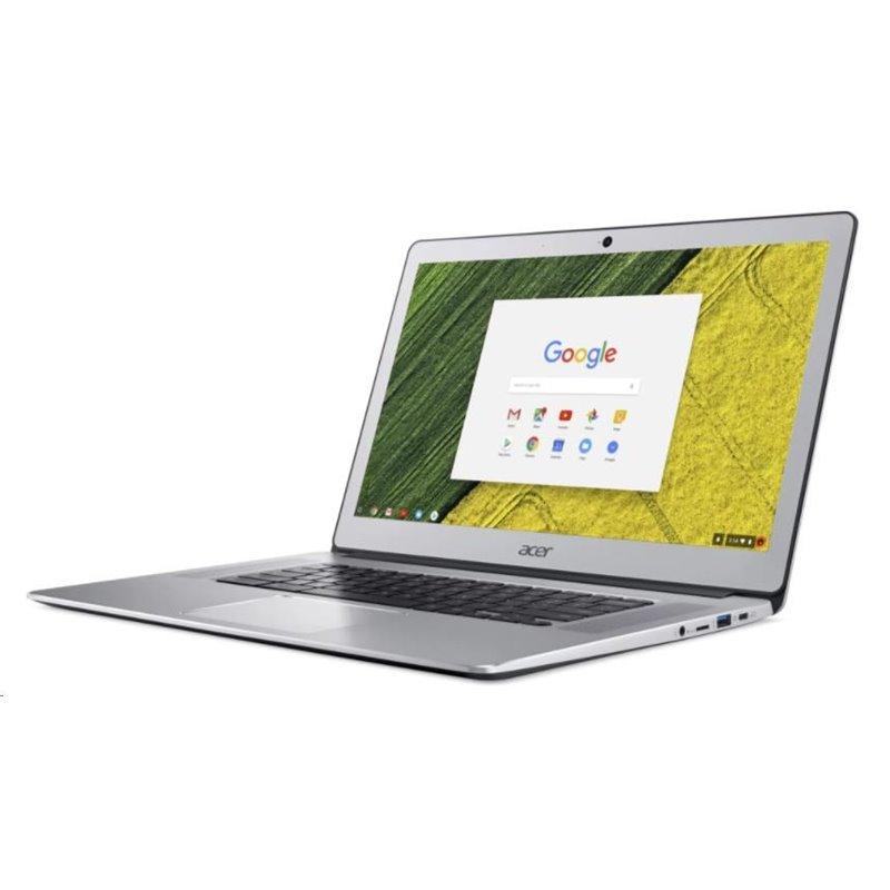"ACER Chromebook 15 (CB515-1H-C9FU) - Intel Celeron@1.1GHz,15.6"" FHD IPS,4GB,64SSD,HD graphics,HDcam,usb-c,OS chrome"