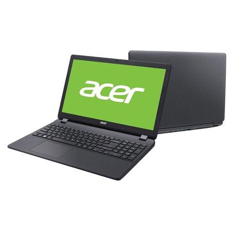 """ACER NTB Extensa 15 (EX2540-39ZC) -i3-7130U,15.6""""FHD mat,4GB,256SSD,HD graphics,čt.karet,DVD,cam,W10P,midnight black"""