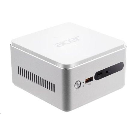 ACER PC AS REVO RN76 - i3-7130U@2.7GHz,4GB,256SSD,Intel HD,usb-c,DP,HDMI,LAN,kl+mys,W10H