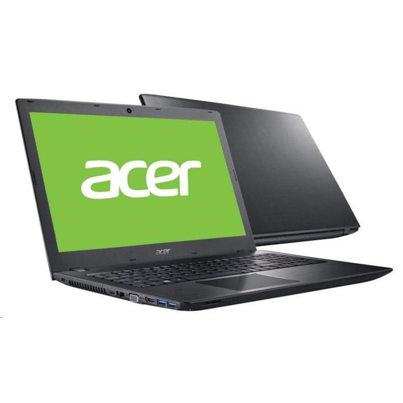 """ACER NTB TMP259-G2-MG-54QZ - i5-7200U,15.6"""" FHD mat, 8GB, 256SSD,čt.pk.,DVD,940mx 2GB, HDMI,USB,VGA,LAN,Linux,black"""