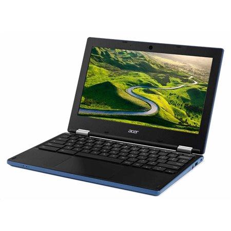"ACER Chromebook 11 (CB311-8H-C70N) - Celeron N3450@1.1GHz,11.6""HD IPS,4GB,32 GB eMMC,HD graphics,HDcam,USB-C,Chrome,blue"