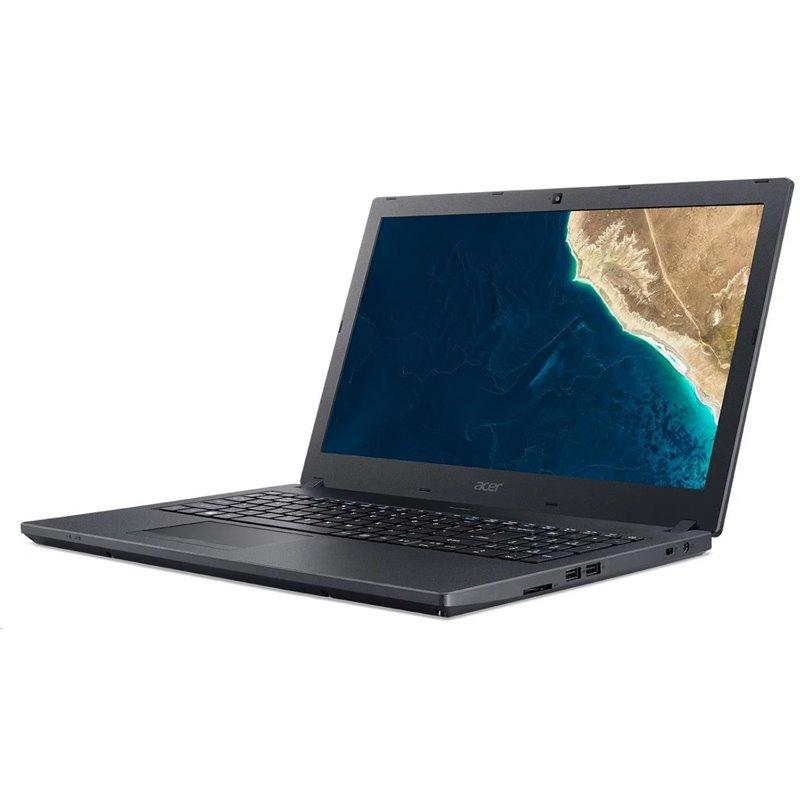 """ACER NTB TMP2510-G2-M-35BQ - i3-8130U,15.6""""FHD,4GB,256SSD,HD graphics,noDVD,USB-C,HDcam,W10P,black,2r on-site"""