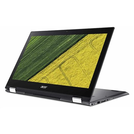 """ACER NTB Spin 5 Pro (SP513-52NP-8393) - i7-8550U,13.3"""" multi-touch FHD IPS,16GB,512SSD,HD graphics,W10P,gray,2r on-site"""