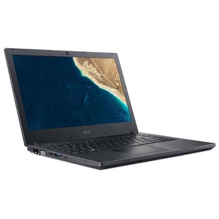 "ACER NTB TMP2410-G2-M-337C - i3-8130U,14""FHD IPS,4GB,256SSD,HDgraphics,noDVD,čt.pk,USB-C,W10P,shale black,2r on-site"