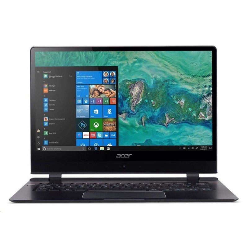 "ACER NTB Swift 7 (SF714-51T-M3UY) - i7-7Y75,14""FHD IPS touch,8GB,256SSD NVMe,Intel HD,USB-C,4G LTE,2c,W10P"