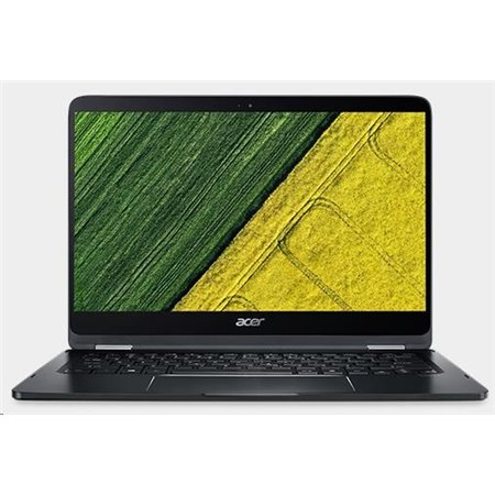 """ACER NTB Spin 7 (SP714-51-M23G)-i7-7Y75@1.3, 14"""" Multi-touch FHD IPS, 8GB, 256SSD, intel HD, W10P"""