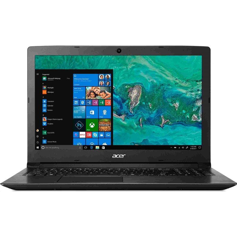 "ACER NTB Aspire 3 (A315-53-52VB), i5-8250U, 4GB, 1THDD, Intel Optane, čt.pk, 15.6"" FHD, HD Graphics, WIFI, BT, W10H"