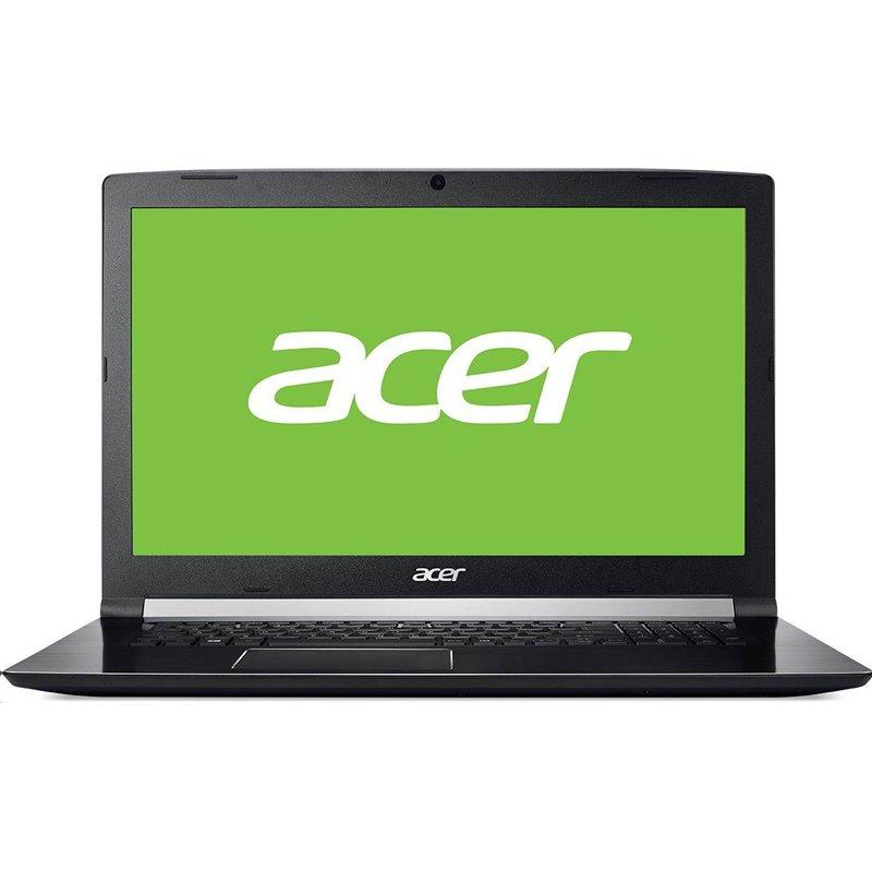 """ACER NTB Aspire 7 (A717-72G-76YA), i7-8750H, 8GB, 2THDD,Intel Optane,čt.pk,17.3"""" FHD IPS,NVD GTX 1050,WIFI,BT,USB-C,W10H"""