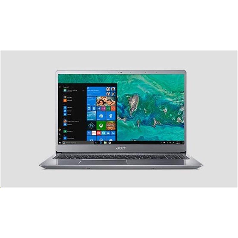 "ACER NTB Swift 3 (SF315-52-59F0), i5-8250U, 4GB, 1THDD,Intel Optane,čt.pk,15.6"" FHD IPS,HD Graphics,WIFI,BT,USB-C,W10H"