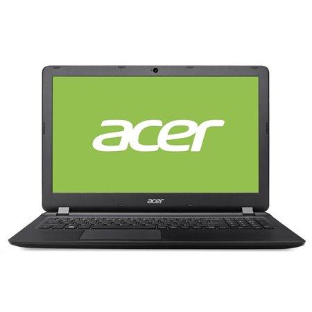 """ACER NTB Extensa 15 (EX2519-C7YX) - Celeron N3160@1.6GHz,15.6"""" HD mat,4GB,1TB,čt.pk,DVD,intel HD,BT,cam,3čl,W10H,černá"""