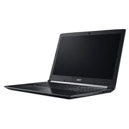 """ACER NTB Aspire 5 (A515-52-33J6) - i3-8145U,15.6""""FHD IPS,4GB,256SSD,IntelHD,noDVD,čt.pk,backl,4c,W10H"""