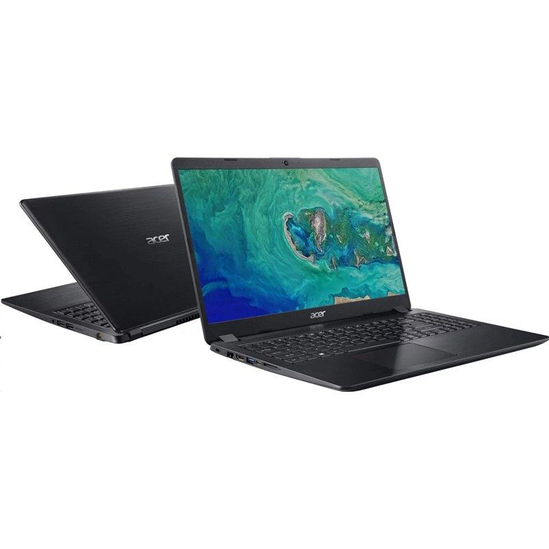 """Acer NTB Aspire 5 (A515-52G-76C1) -i7-8565U@1.8GHz,15.6"""" FHD mat,16GB,1THDD54+256SSD,noDVD,nvd mx150-2G,backl,W10H,černá"""