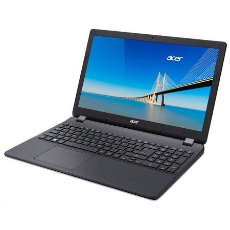 """ACER NTB Extensa 15 (EX2519-C6N8) - Celeron N3060@1.6GHz,15.6"""" HD mat,4GB,500GB,čt.pk,DVD,Intel HD,cam,3čl,W10H,černá"""
