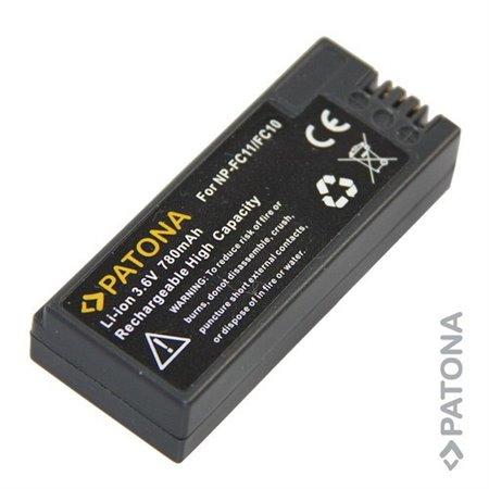 Patona fotobaterie pro Sony NP-FC10/11 780mAh