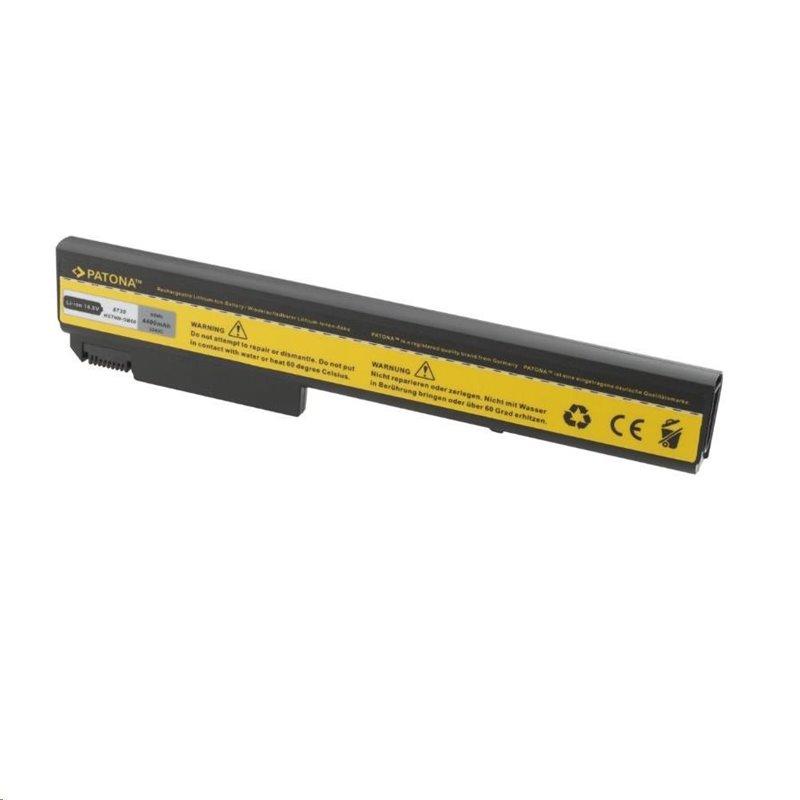 Baterie Patona pro HP EliteBook 8530 4400mAh Li-Ion 14,8V