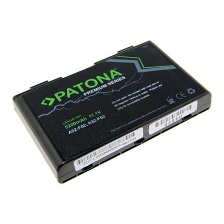 Baterie Patona pro ASUS K50ij 5200mAh Li-Ion 11,1V PREMIUM
