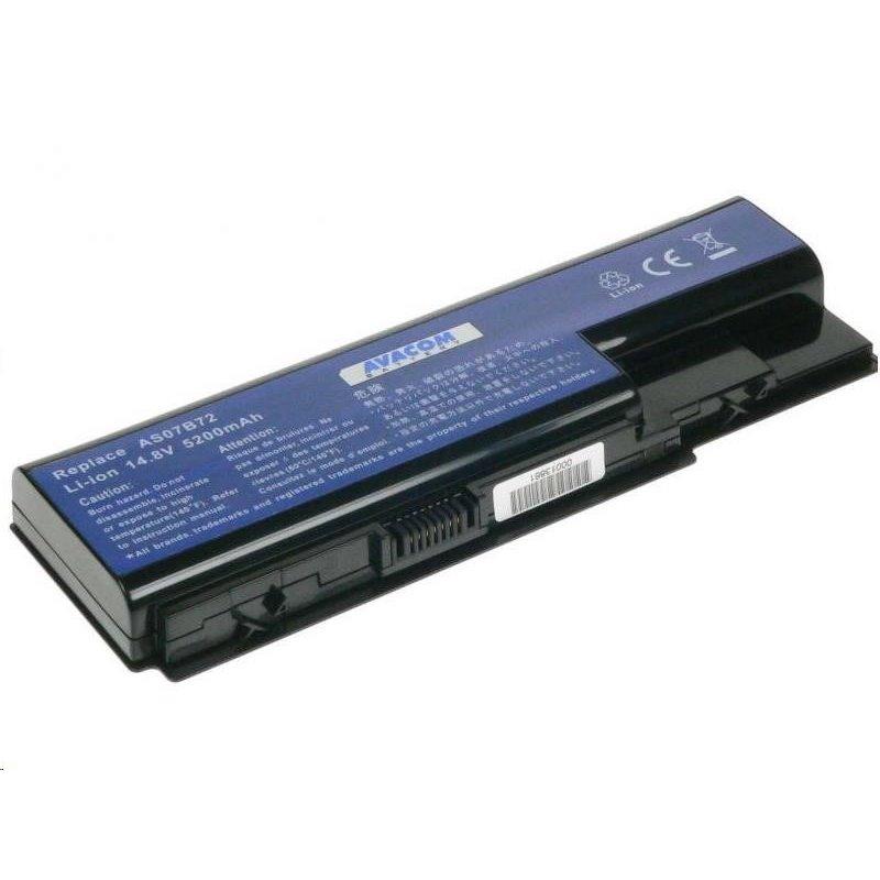 AVACOM baterie pro Acer Aspire 5520/5920 Li-Ion 14,8V 5200mAh 77Wh