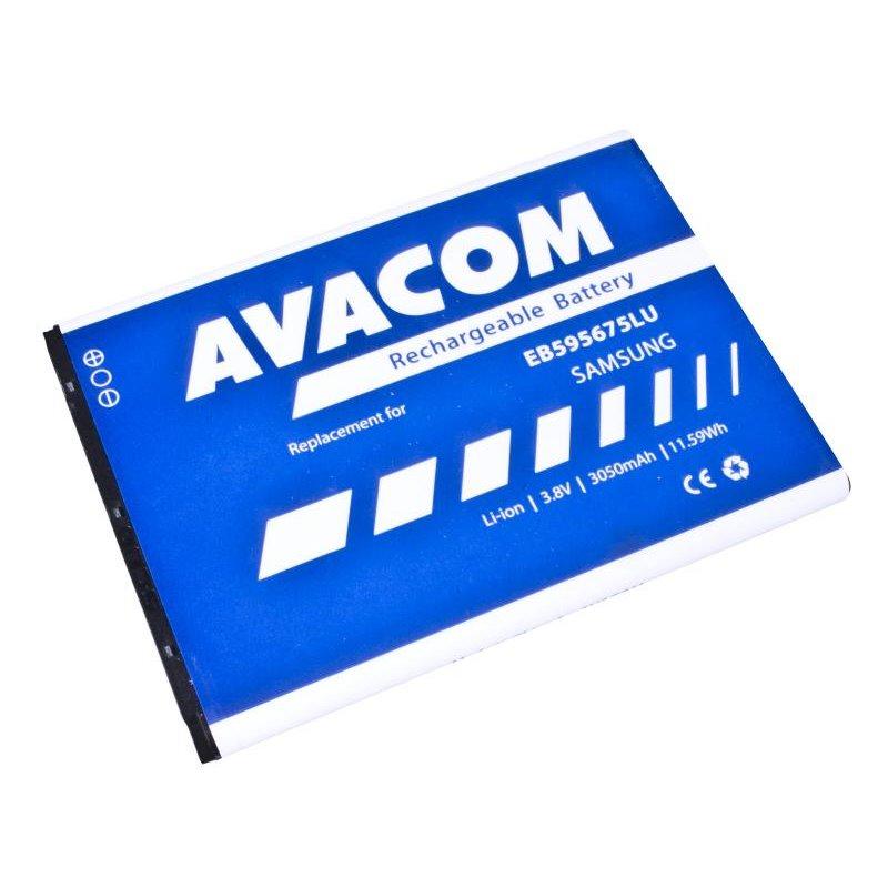AVACOM baterie do mobilu Samsung Galaxy Note 2, Li-Ion 3,8V 3050mAh (náhrada EB595675LU)