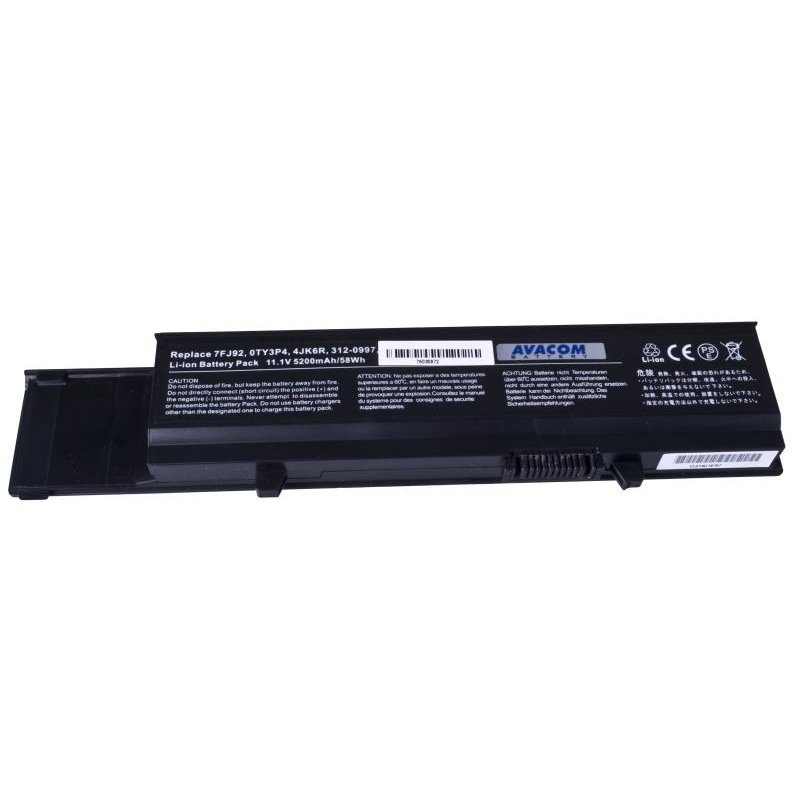 AVACOM baterie pro Dell Vostro 3400/3500/3700 Li-Ion 11,1V 5200mAh/58Wh