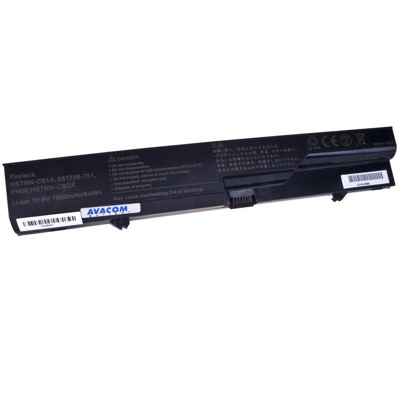 AVACOM baterie pro HP ProBook 4320s/4420s/4520s series Li-Ion 10,8V 7800mAh/84Wh
