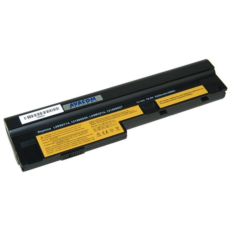 AVACOM baterie pro Lenovo IdeaPad S10-3, U165 Li-Ion 10,8V 5200mAh/56Wh black