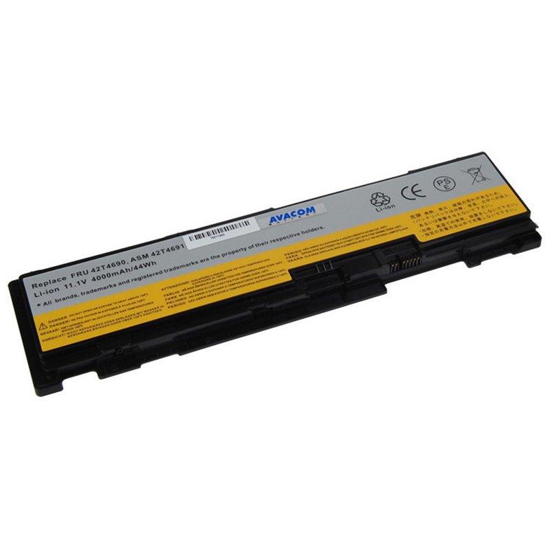 AVACOM baterie pro Lenovo ThinkPad T400s, T410s Li-Ion 11,1V 4000mAh/44Wh