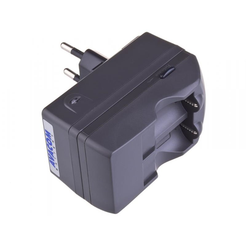 AVACOM nabíjecí souprava ACFRB pro nabíjení Li-Fe baterií CR2 a CR123