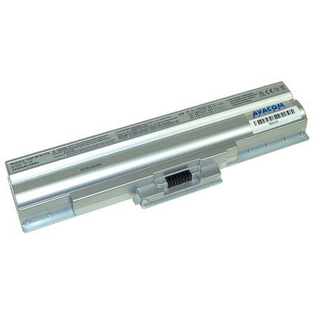AVACOM baterie pro Sony VGN-FW11, VGP-BPS13 Li-ion 11,1V 5200mAh/58Wh silver