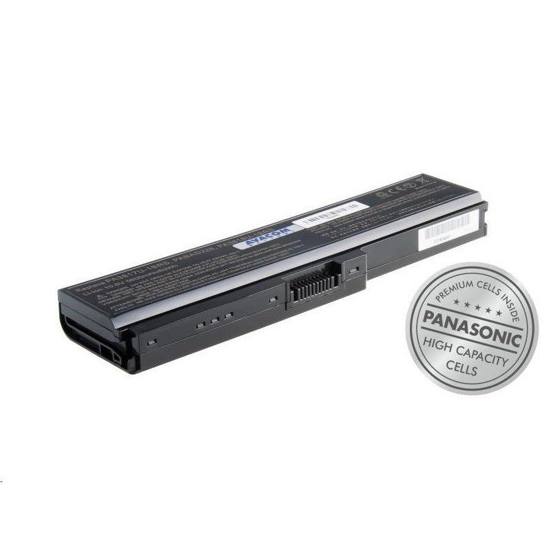 AVACOM baterie pro Toshiba Satellite L750 Li-Ion 10,8V 5800mAh/63Wh