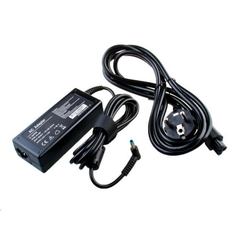 AVACOM nabíjecí adaptér pro notebook HP 19V 3,5A 65W konektor 4,5mm x 3,0mm