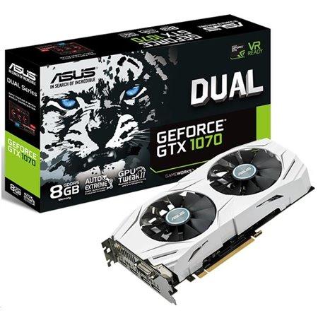 ASUS VGA NVIDIA DUAL-GTX1070-8G