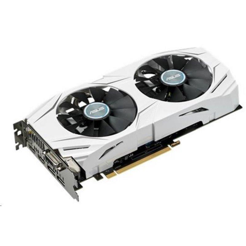 ASUS VGA NVIDIA DUAL-GTX1060-O3G
