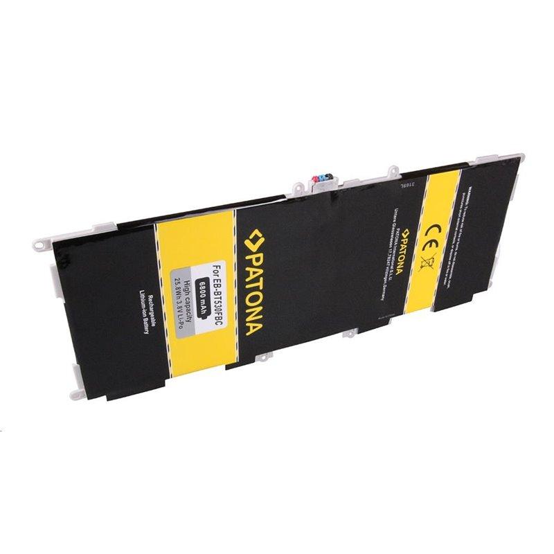 Baterie Patona pro Samsung Galaxy Tab 4 10.1 6800mAh 3,8V Li-Pol