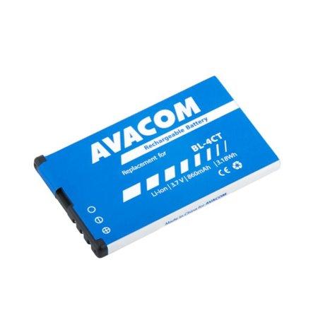 AVACOM baterie do mobilu Nokia 5310 XpressMusic Li-Ion 3,7V 860mAh (náhrada BL-4CT)