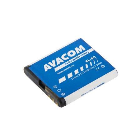 AVACOM baterie do mobilu Nokia 6700 Classic Li-ion 3,7V 970mAh (náhrada BL-6Q)