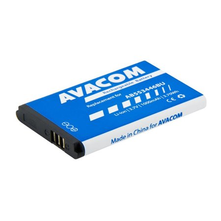 AVACOM baterie do mobilu Samsung B2710, C3300 Li-Ion 3,7V 1000mAh, (náhrada AB553446BU)