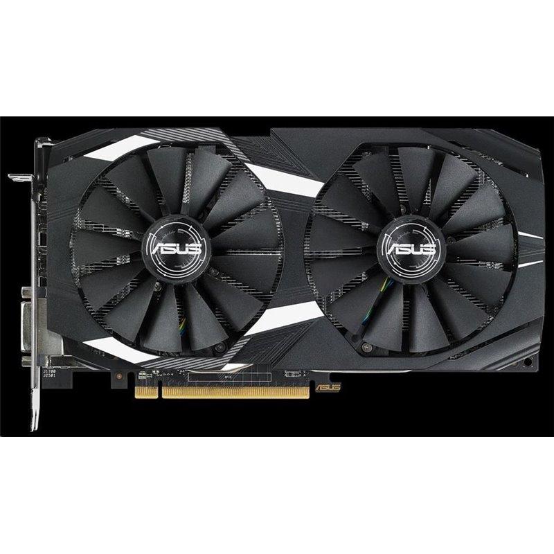 ASUS VGA AMD Radeon™ DUAL-RX580-O4G