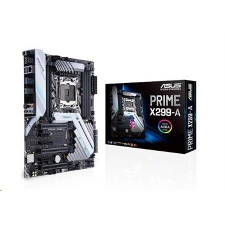 ASUS MB Sc 2066 PRIME X299-A, Intel X299, 8xDDR4