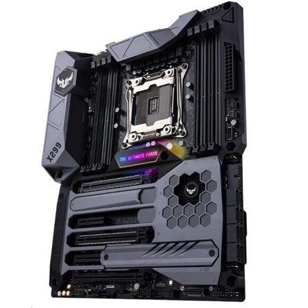 ASUS MB Sc 2066 TUF X299 MARK 1, Intel X299, 8xDDR4