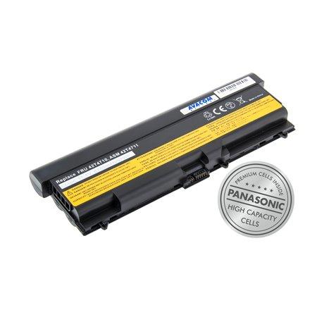"AVACOM baterie pro Lenovo ThinkPad T410/SL510/Edge 14"", Edge 15"" Li-Ion 11,1V 8700mAh"