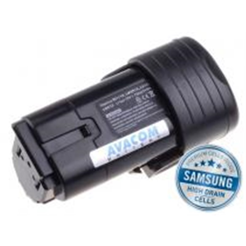 AVACOM baterie pro BLACK & DECKER BL1310 Li-Ion 12V 2000mAh, články SAMSUNG