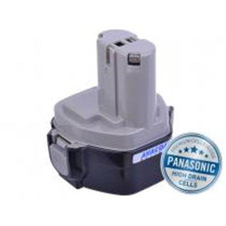 AVACOM baterie pro MAKITA 1234 Ni-MH 12V 3000mAh, články PANASONIC