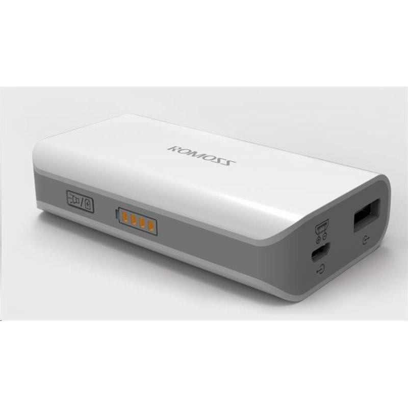 ROMOSS solo 3 Power Bank Capacity: 6000mAh
