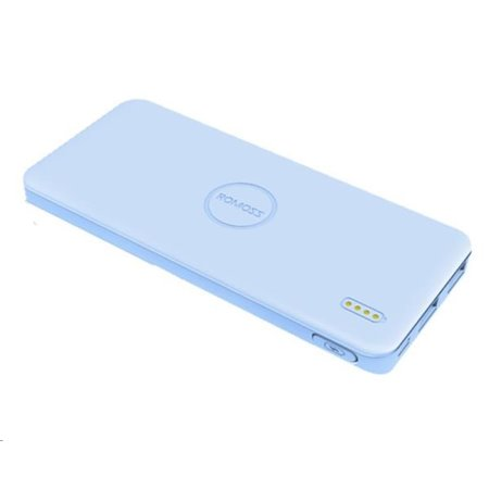 ROMOSS polymos 5 blue Power Bank 5000mAh (Cell: Li-polymer)