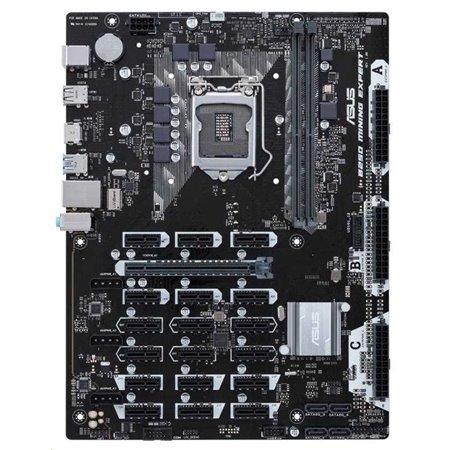ASUS MB Sc LGA1151 B250 MINING EXPERT, Intel B250, VGA