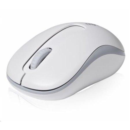 RAPOO myš M10 USB, optická, bezdrátová, 2.4G, bílá
