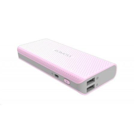 ROMOSS sense 4 LED PH50 Pink Power Bank Capacity:10400mAh (Cell: Lithium Ion), Input: DC5V 2.1A
